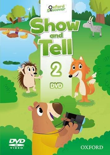 Oxford Discover: Show and Tell 2 DVD