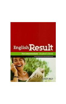 English Result Pre-intermediate Student´s Book + DVD Pack