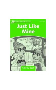 Dolphin Readers 3 - Just Like Mine Activity Book