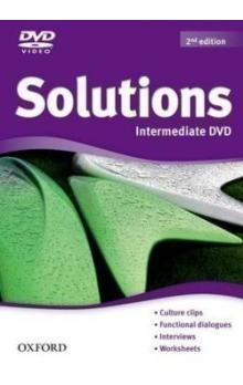 Maturita Solutions 2nd Edition Intermediate DVD