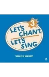 Let´s Chant, Let´s Sing 3 Audio CD