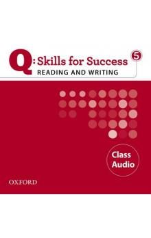 Q: Skills for Success 5 Reading & Writing Class Audio CDs /3/