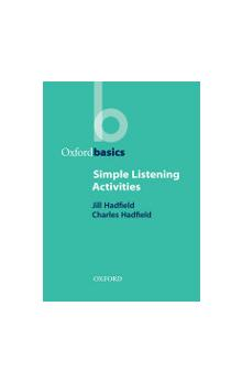 Oxford Basics: Simple Listening Activities