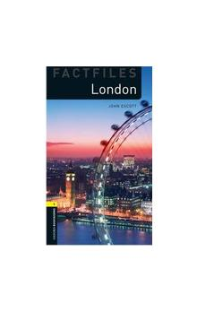Oxford Bookworms Factfiles New Edition 1 London