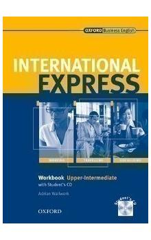 International Express Interactive Ed. Upper Intermediate Workbook + Student´s Workbook CD Pack