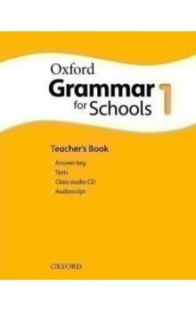 Oxford Grammar for Schools 1 Teacher´s Book with Audio CD