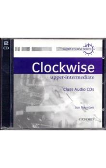 Clockwise Upper Intermediate Class Audio CDs /2/