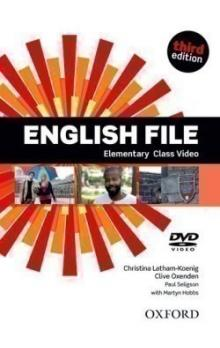 English File Third Edition Elementary Class DVD