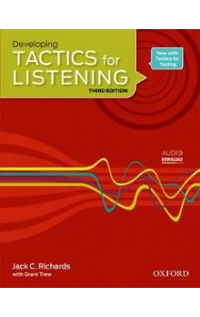 Developing Tactics for Listening Third Edition Student's Book