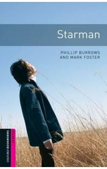 Oxford Bookworms Library New Edition Starter Starman - Burrows Phillip Foster Mark