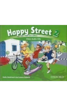 Happy Street 3rd Edition 2 Class Audio CDs /3/