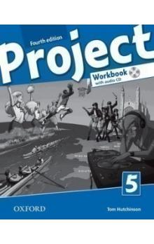 Project 5 Workbook with Audio CD and Online Practice 4th (International English Version)