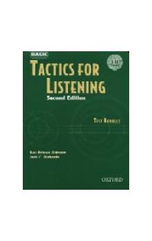 Basic Tactics for Listening Second Edition Test Booklet with CD - Richards J. C.