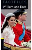 Oxford Bookworms Factfiles New Edition 1 William and Kate