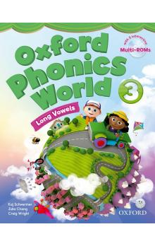 Oxford Phonics World 3 Student´s Book with MultiRom Pack
