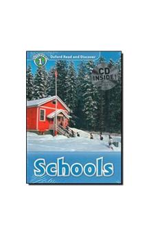 Oxford Read and Discover Level 1: Schools + Audio CD Pack