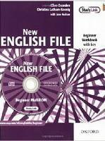 New English File Beginner Workbook Without Key+ MultiRom Pack