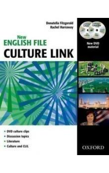 New English File Pre-intermediate / Intermediate Culture Link with Audio CD and DVD