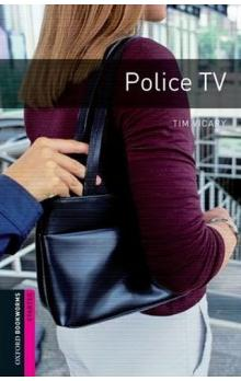 Oxford Bookworms Library New Edition Starter Police Tv - Vicary Tim