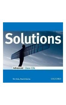 Maturita Solutions Advanced Class Audio CDs /2/