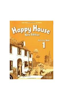 Happy House 1 Activity Book with Multi-ROM Pack (New Edition)