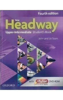 New Headway Fourth Edition Upper Intermediate Student´s Book with iTutor DVD-ROM - Soars J. Soars L.