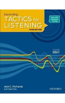 Expanding Tactics for Listening Third Edition Student's Book