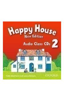 Happy House New Edition 2 Class Audio CDs /2/