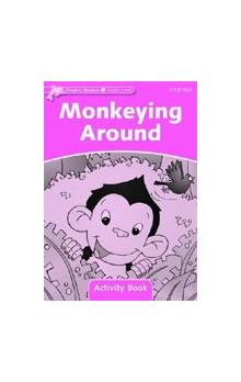 Dolphin Readers Starter - Monkeying Around Activity Book