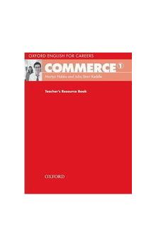 Oxford English for Careers: Commerce 1 Teacher´s Resource Book
