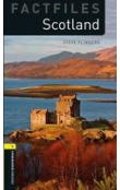 Oxford Bookworms Factfiles New Edition 1 Scotland with Audio CD Pack