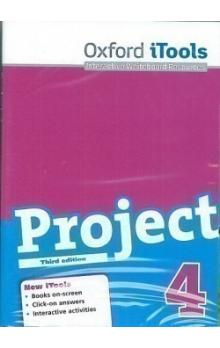 Project the Third Edition 4 New iTools DVD-ROM with Book on Screen - Hutchinson T.