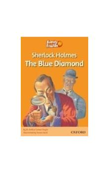 Family and Friends Reader 4a Sherlock Holmes: the Blue