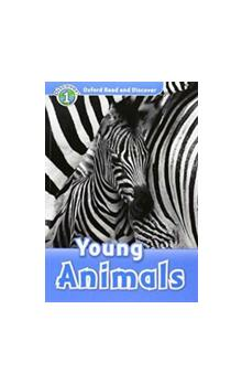 Oxford Read and Discover Level 1: Young Animals + Audio CD Pack - Geatches H. (editor)