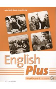 English Plus 4 Workbook + MultiRom Pack (International Edition)