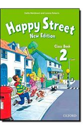 Happy Street 2 Class Book (New Edition)