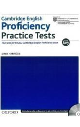 Proficiency Practice Tests New Edition with Key and Audio CD Pack