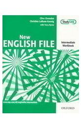 New English File Intermediate Workbook