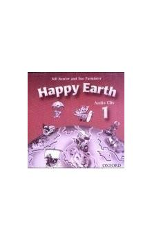 Happy Earth 1 Class Audio CDs /2/