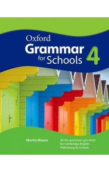Oxford Grammar for Schools 4 Student´s Book with DVD-ROM