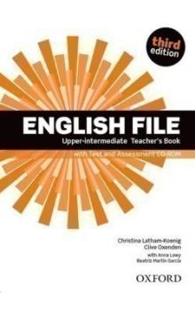 English File Third Edition Upper Intermediate Teacher´s Book with Test and Assessment CD-rom