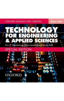 Oxford English for Careers: Technology for Engineering & Applied Sciences Class Audio CDs /2/