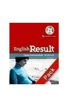 English Result Upper Intermediate Workbook with Key + MultiRom Pack