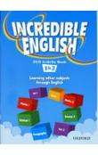Incredible English 1+2 DVD Activity Book