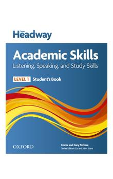 Headway Academic Skills Updated 2011 Ed. 1 Listening & Speaking Student´s Book