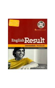 English Result Intermediate Workbook with Key + MultiRom Pack