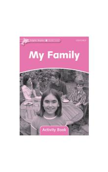 Dolphin Readers Starter - My Family Activity Book