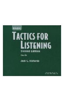 Basic Tactics for Listening Second Edition Class Audio CDs /3/
