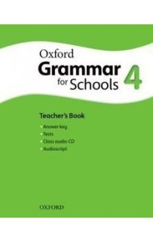 Oxford Grammar for Schools 4 Teacher´s Book with Audio CD