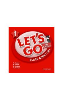 Let's Go Fourth Edition 1 Class Audio CDs /2/